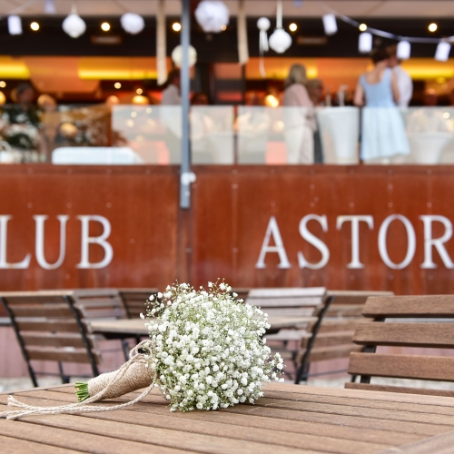 WEDDING @CLUB ASTORIA