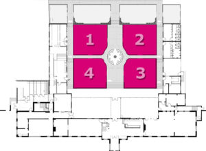 Plan Biergarten Club Astoria