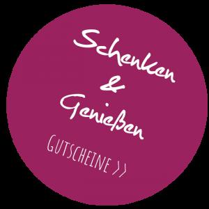 Schenken & Genießen - Gutscheine